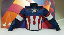 Genuine Hot Toys 1/6 MMS281 Avenger AOU Captain America action figure shirt only