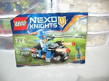 LEGO NEXO KNIGHTS    # 30371   KNIGHT'S CYCLE    NEW IN LARGE POLYBAG!!