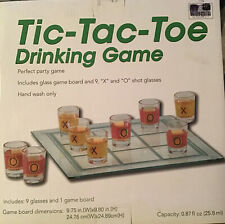 New listing Tic Tac Toe Drinking Game