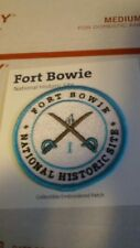 Fort Bowie National Historic Site patch NEW