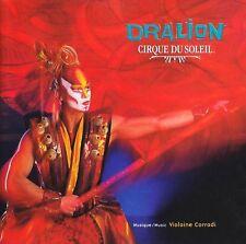 Dralion CD ALBUM Cirque Du Soleil -  From The Live Show