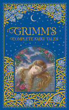 Grimm's Complete Fairy Tales (Barnes & Noble Collectible Classics: Omnibus Edition) by Brothers Grimm (Leather Bound, 2015)