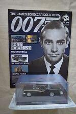James BOND COCHE COLECCIÓN-Edición 57-Ford Fairline