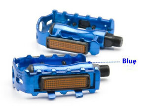 Mountain Bike Aluminum Alloy Pedal Bicycle Color Pedal Non-slip Accessories