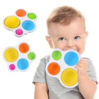 Simple Dimple Toy Fat Brain Intelligence Sensory Skill Development Toy Kids Baby