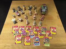 Filly Fairy Sammlung - 18 Pferde Einhorn Unicorn, 15 Karten + Ei aus Blech