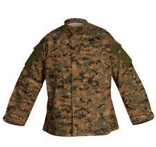 Woodland Digital Camo ACU Tactical Response Uniform Shirt by TRU-SPEC 1267