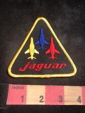 Aircraft JAGUAR AIRPLANE Patch 80K7