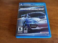 Ridge Racer (Sony PlayStation Vita, 2012) [US Version]