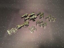 Battle Fleet Gothic Space Marine Fleet Painted