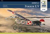 ARMA HOBBY 1/72 FOKKER E.V Expert Set 70012 (like Eduard) *NEW*