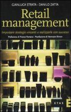 Retail Managment - Gianluca Strada Danilo Zatta Etas Editore