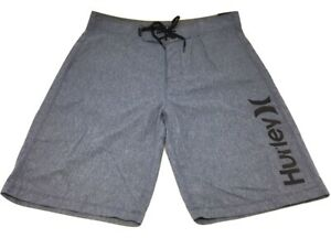 """Hurley Men's One and Only 21"""" Heather Boardshorts"""