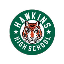 Hawkins High School Golf Ball Marker Stranger Things