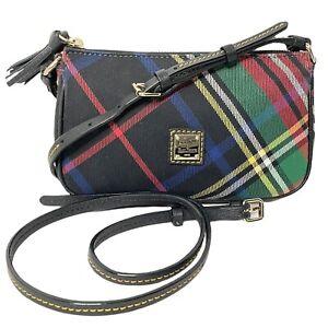 Dooney & Bourke Tartan Lexi Crossbody Small Bag - Convertible Shoulder Bag