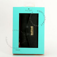 Kate Spade New York Black Wristlet Wallet Large For Phone Devices up to 5.7""