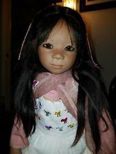 Kida Egyptian Annette Himstedt Sculpted Vinyl Doll