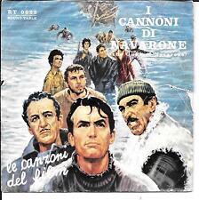 SP JUKE BOX BOF/OST--LES CANNONS DE NAVARONE (I CANNONI DI NAVARONE)--TIOMKIN