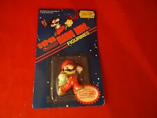 Super Mario Bros. Nintendo NES Toy Figurine Mario w/ Grass Applause 1989 *NEW*