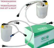 FOR PORSCHE CAYENNE 955 ELECTRIC FUEL PUMPS LEFT + RIGHT 95562093101 95562093201