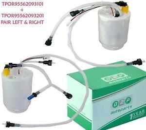 Für Porsche Cayenne 955 Elektrisch Kraftstoffpumpen Links+Rechts 95562093101