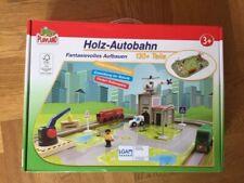 Kinder Holzspielzeug: Autobahn, Neu