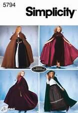 Patron de couture Femme Capes taille XS-L