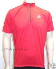 Briko Short Sleeve Road / MTB Cycling Jersey RED - XL