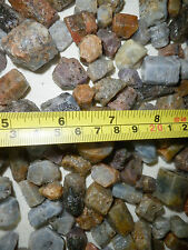 Natural Sapphire Rough Stone from Africa small size pieces 100 gram Lot