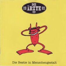 Die Ärzte - Die Bestie in Menschengestalt - CD -