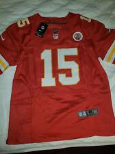 Kansas City Chiefs #15 Patrick Mahomes Stitched Red Jersey sizes(Large, XL, XXL)
