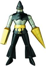 DYNAMIC HEROES GETTER 2 SOFUBI BLACK VERSION MEDICOM