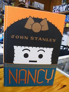 JOHN STANLEY LIBRARY, NANCY VOL 1, 2009 1ST HC ED.