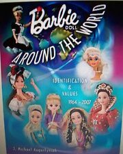 2,400 Color pics WORLD WIDE BARBIE DOLLS PRICE GUIDE BOOK Foreign Barbie's