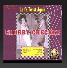 Chubby Checker LET 'S TWIST AGAIN (12 Tracks)