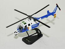 Helicóptero helicóptero Bo 105 polica Italeri 1:100