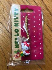Sanrio Stocking Hello Kitty Cell phone charm Cellular Q