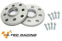 K-Tec Racing Hubcentric Wheel Spacers (4 x 100 19mm) and Bolts