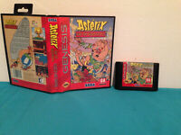 Asterix and the great rescue SEGA genesis NTSC