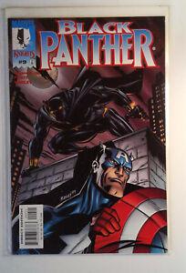 Black Panther #9 (1999) Marvel 9.0 VF/NM Comic Book