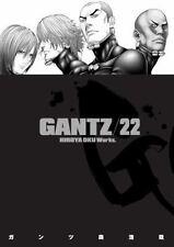 Gantz Volume 22 MANGA New 9781595828484
