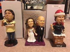 Pawn Stars Bobblehead Collection Set SGA with Rare Rick Wedding Giveaway