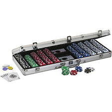 Professional Set Kit of 500 Poker texas Hold'em Chips