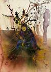 Salvador Dali  Seasons. Autumn. canvas print giclee 8X12&12X17 art reproduction