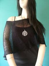 Knit Poncho Scarves & Wraps for Women