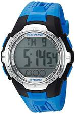 Timex Men's Marathon Blue Resin Band With Buckle Closure Watch Tw5m06900
