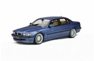 1:18 1999 ALPINA B12 (BMW E38 7 Series) -- Alpina Blue -- Ottomobile