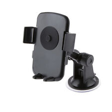 Black-360° In Car Dashboard Cell Mobile Phone GPS Mount Holder Stand Cradle