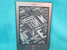 Amazon, KINDLE 01100 EBOOK READER Wi-Fi