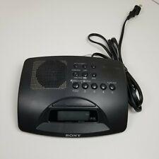 Sony Dream Machine Am Fm Clock Radio Model Icf-C233 Tested
